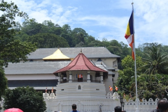 Temple of tooth relic