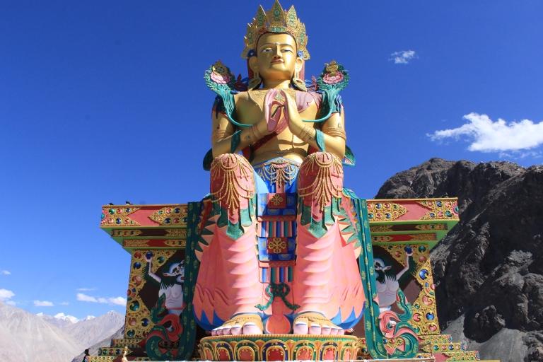 Maitreya Buddha at Diskit