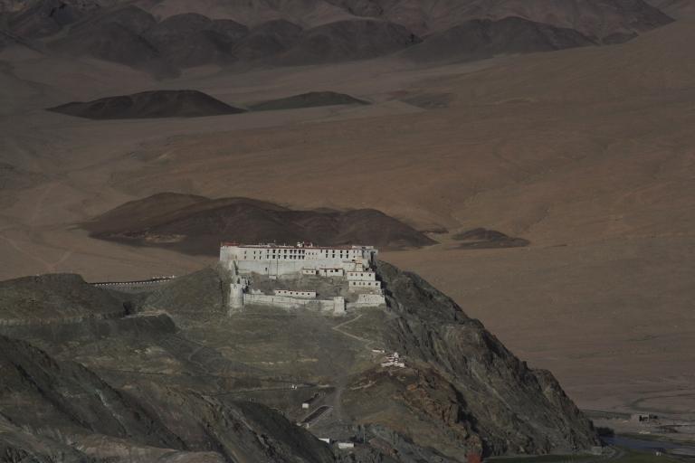 Hanle Gompa (Monastery). A 17th century Monastery.