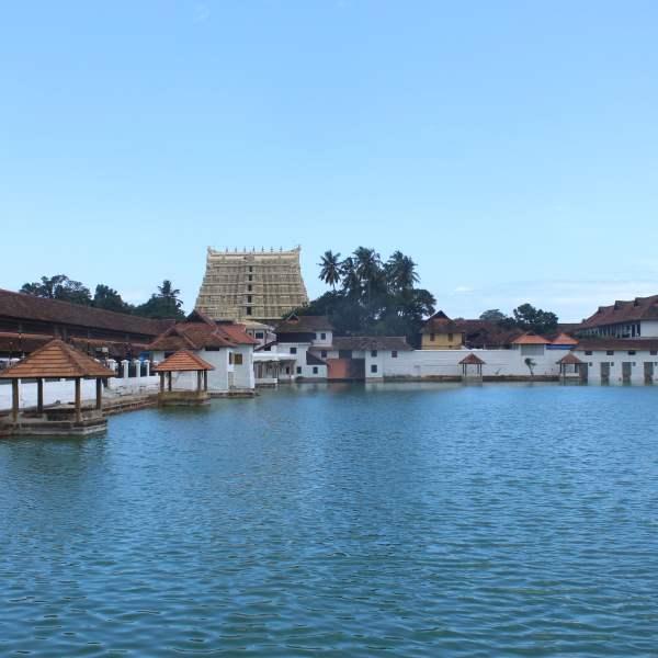 The Padmanabhaswamy Temple