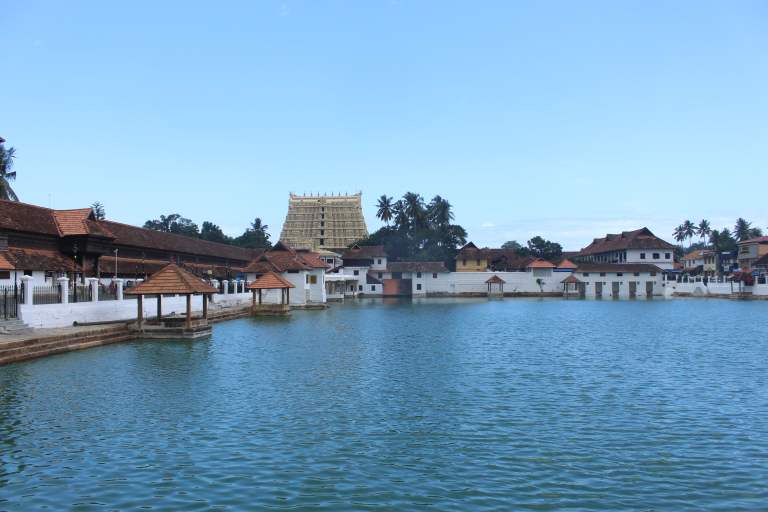 The Padmanabhaswamy Temple