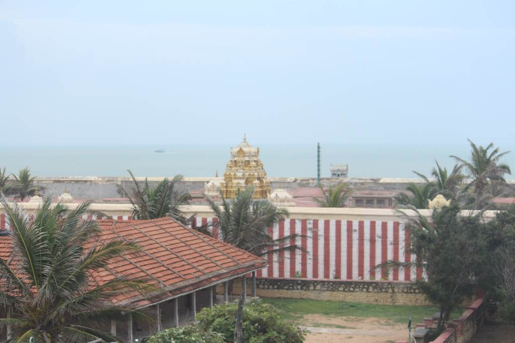 Goddess Kumari Temple in Kanyakumari
