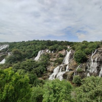 Shivasamudram Falls - one day trip from Bengaluru